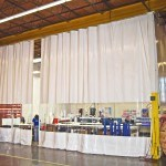 vinyl industrial curtain - AmCraft
