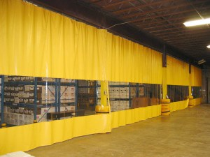 warehouse curtain wall - AmCraft