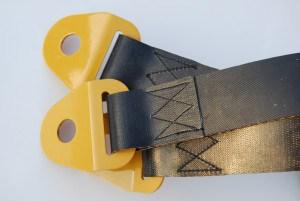 miliary sewn straps
