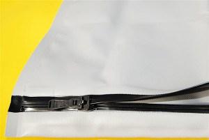 welded zipper bag - AmCraft