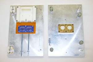 welding dies for radio frequency sealing
