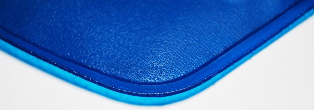 foam sealed edges - AmCraft