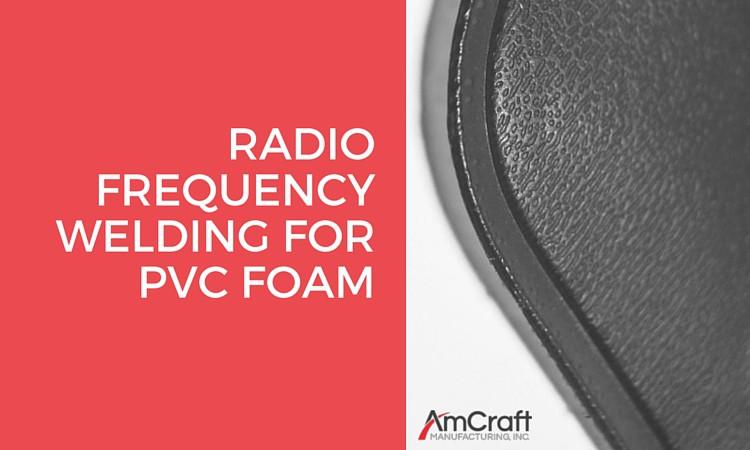 pvc foam welding material